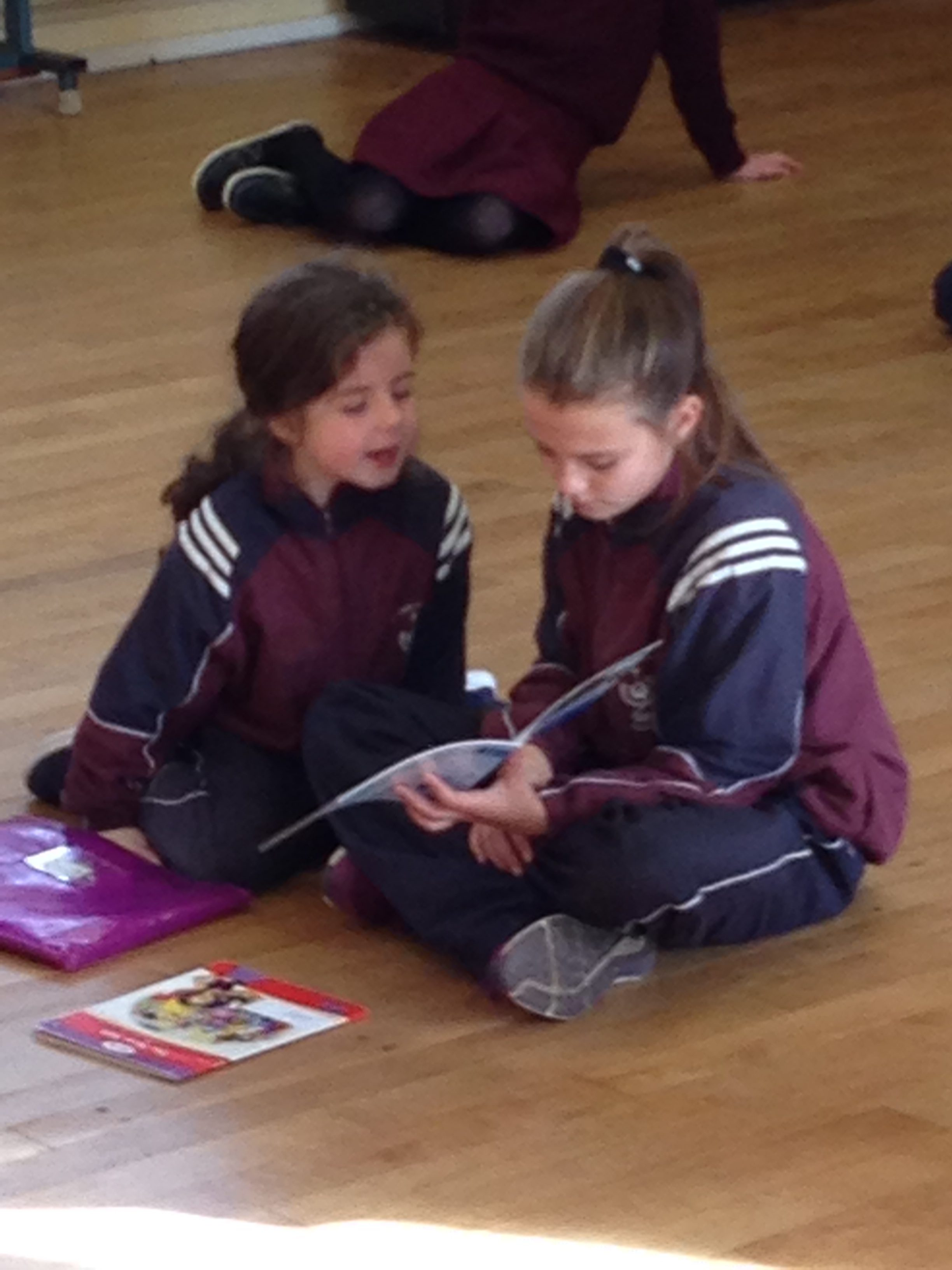 Buddy Reading :)